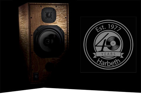 Just Announced: Harbeth Compact 7ES-3 Anniversary Edition