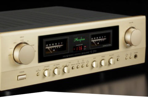 NEW: Accuphase E-270 Integrated Amplifier