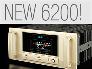 ACCUPHASE INTRODUCES THE M-6200 MONO POWER AMPLIFIER