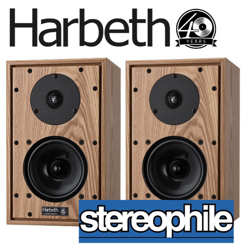 Harbeth P3ESR 40th Anniversary Reviewed!