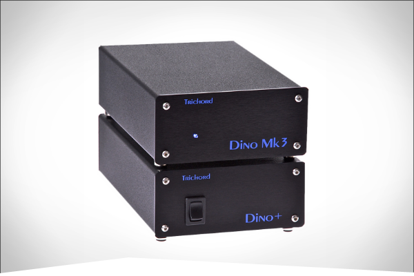 THE NEW TRICHORD DINO MK3 PHONO STAGE