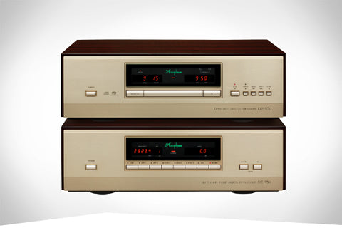 Introducing Accuphase DC-950 & DP-950