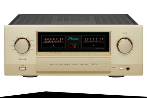 NEW: Accuphase E-650 and other products...