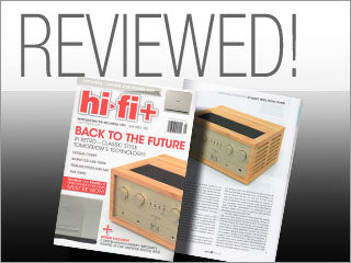 Hi-Fi+ Reviews iFi's Retro 50 System