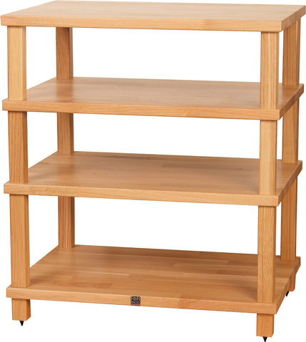 HiFI Racks Podium Slimline 4-Tier Rack