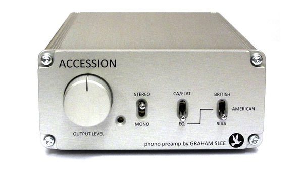 Graham Slee Accession C Phono Preamplifier