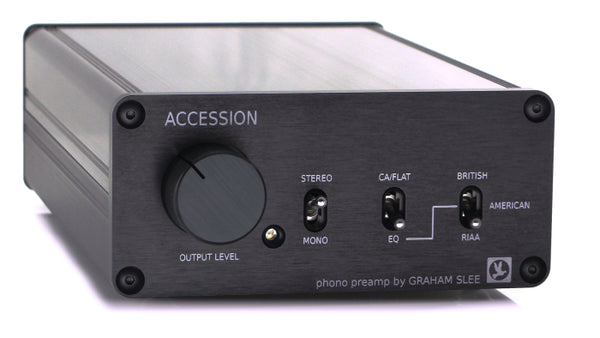 Graham Slee Accession M Phono Preamplifier