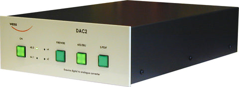 Weiss DAC2 FireWire 24/192 DAC Digital to Analog Converter