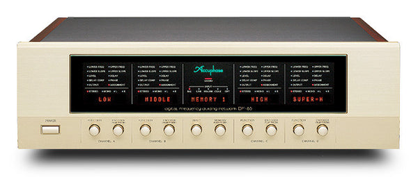 Accuphase DF-65 Digital Frequency Dividing Network