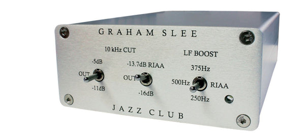 Graham Slee Jazz Club Phono Pre-amp
