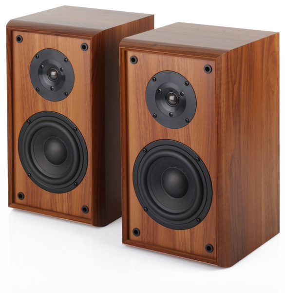 Mies S1 Bookshelf Speakers