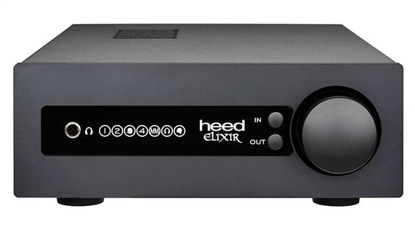 Heed Elixir Integrated Amplifier