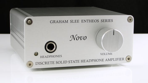 Graham Slee Novo Headphone Amplifier