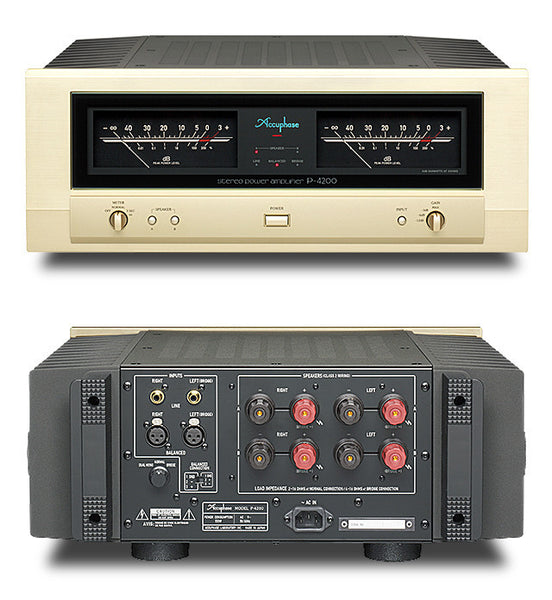 Accuphase P-4200 Power Amplifier
