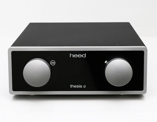 Heed Thesis Alpha DAC-Pre