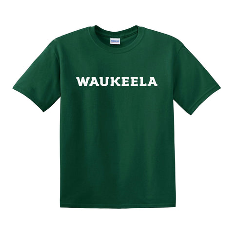 Short Sleeve Waukeela Camp T-shirt