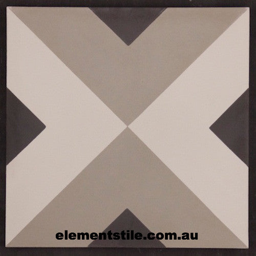 inward-arrow-black-white-grey-encastic-tile-elements-tile-and-stone-au
