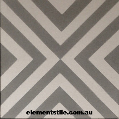 inward-arrow-narrow-grey-white-encastic-tile-elements-tile-and-stone-au