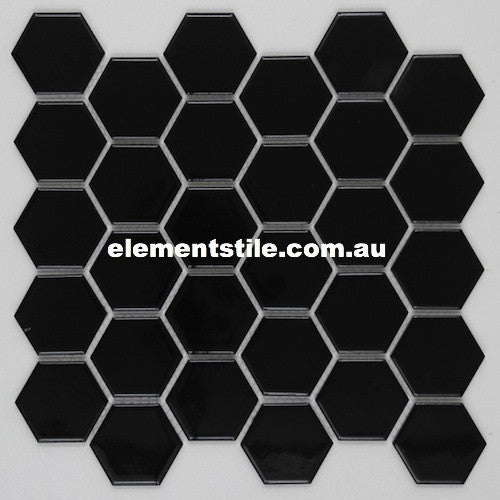 hexagonal-black-gloss-glazed-porcelain-mosaic-tile-elements-tile-and-stone-au