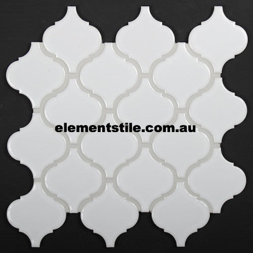 arabesque-lantern-white-gloss-glazed-porcelain-mosaic-tile-elements-tile-and-stone-pty-ltd-au