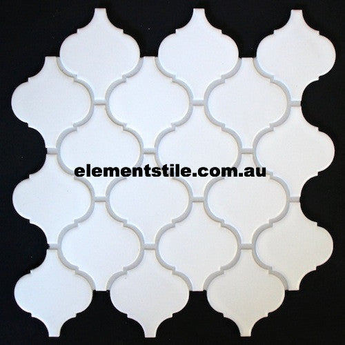arabesque-lantern-white-matte-glazed-porcelain-mosaic-tile-elements-tile-and-stone-pty-ltd-au