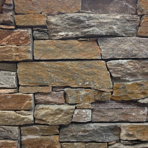 RUSTIC SLATE Z-BAR CLADDING