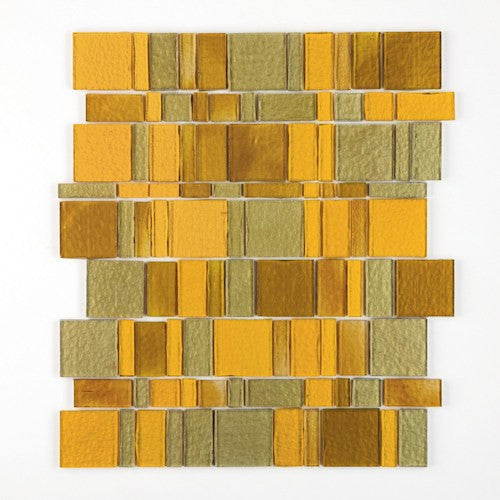 TREND GLASS MOSAIC LIBERTY OCHRE