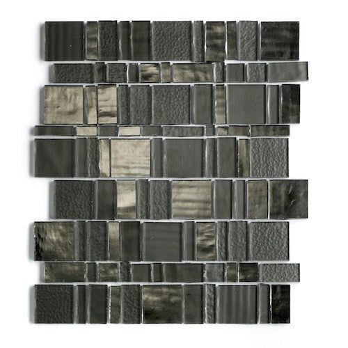TREND GLASS MOSAIC LIBERTY ONYX