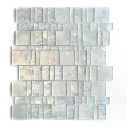 TREND GLASS MOSAIC LIBERTY PEARL