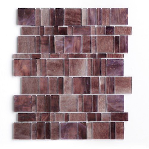 TREND GLASS MOSAIC LIBERTY PURPLE