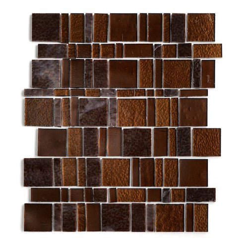 TREND GLASS MOSAIC LIBERTY TOBACCO