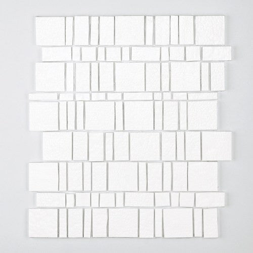 TREND GLASS MOSAIC LIBERTY WHITE