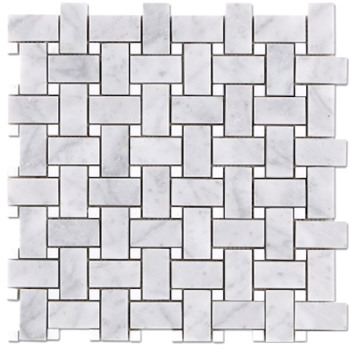 basketweave-carrara-thassos-dot-marble-mosaic-tile-elements-tile-and-stone-pty-ltd-au