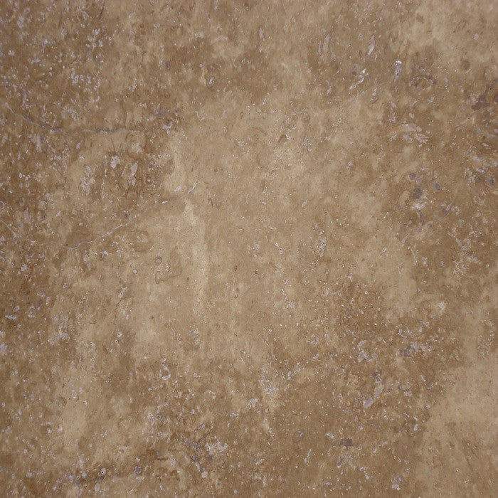 Travertine Noce Cross-Cut/ Honed/ Filled 30mm