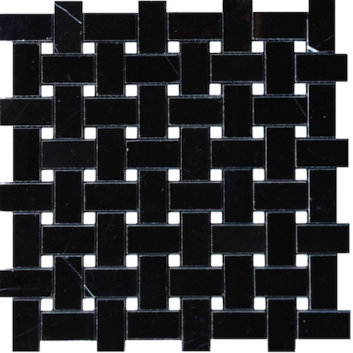 basketweave-nero-marquina-thassos-dot-elements-tile-and-stone-pty-ltd-au