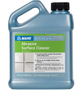 Mapei UltraCare Abrasive Surface Cleaner