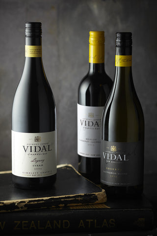 Vidal Estate Range