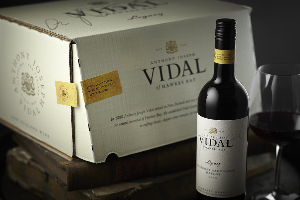Vidal Estate Legacy Box