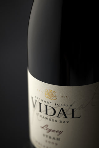 Vidal Estate Legacy Logo — 1