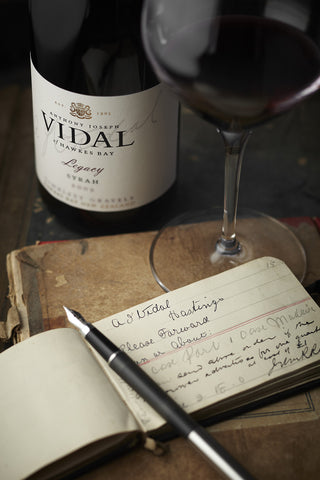 Vidal Estate Legacy Signature