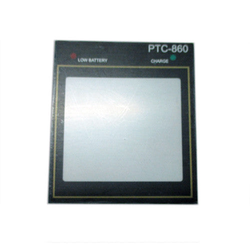 PTC 860 Display window