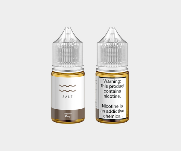 Salt Tobacco 30ml