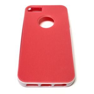 iPhone 5, Rugged Hard Case Pink