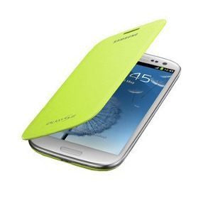 Samsung Galaxy S3, Cover Green