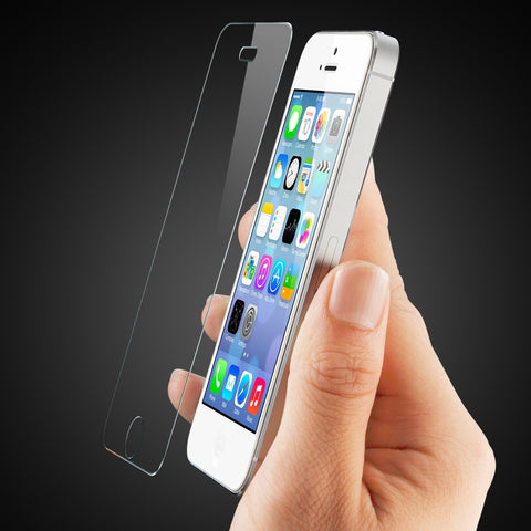iPhone 5/5S, Tempered Glass