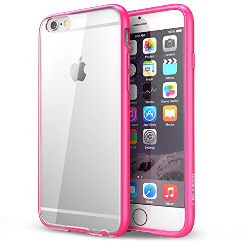 iPhone 6 Plus, Pink Bumper