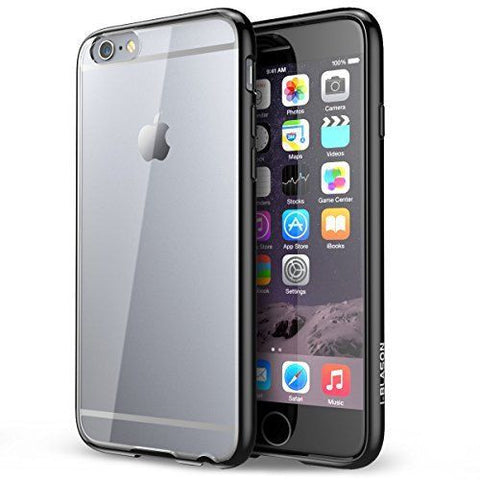 iPhone 6 Plus, Black Bumper