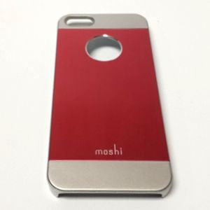 iPhone 5, Aluminum Case Red