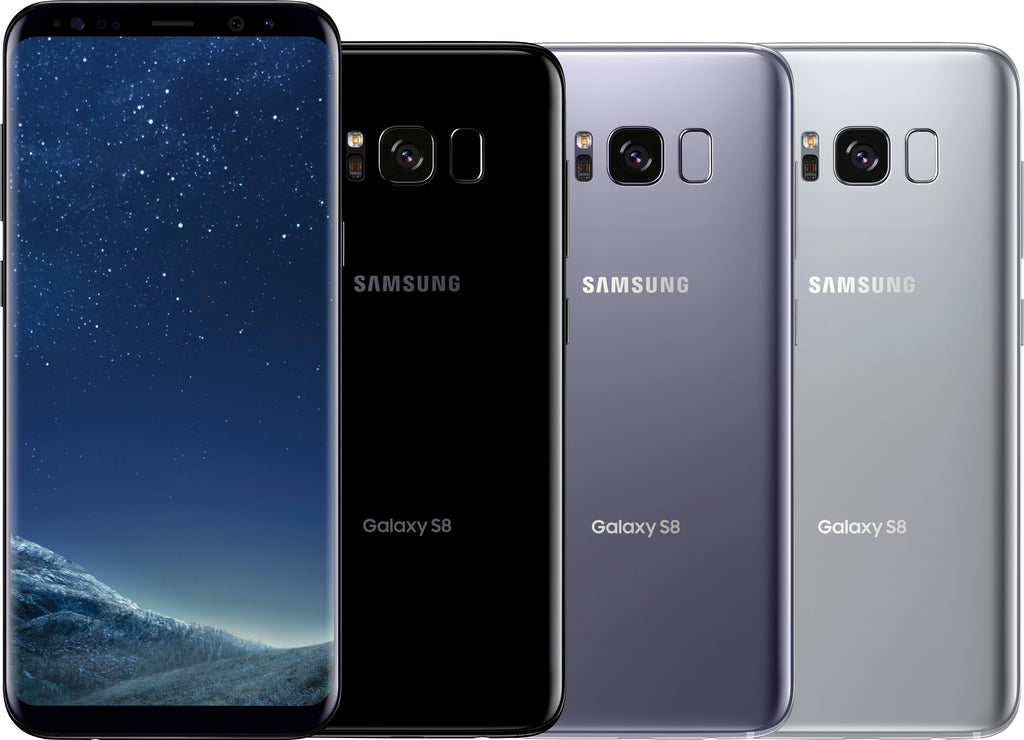 Samsung Galaxy S8, Display Replacement