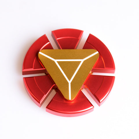 Premium Spinner, Iron Man
